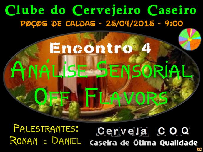 CCC - Encontro 4 - Off Flavors2