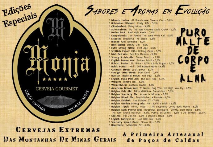 Monja - Carta Cervejeira1