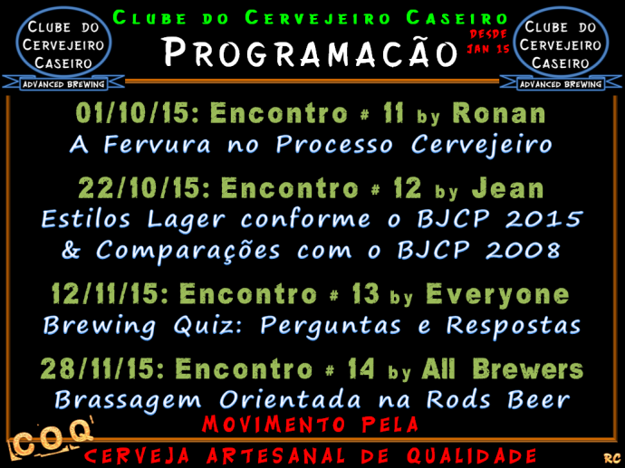CCC - Programacao 110915