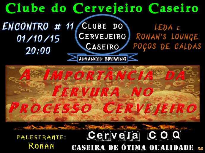 CCC - Encontro 11 - Fervura em 011015