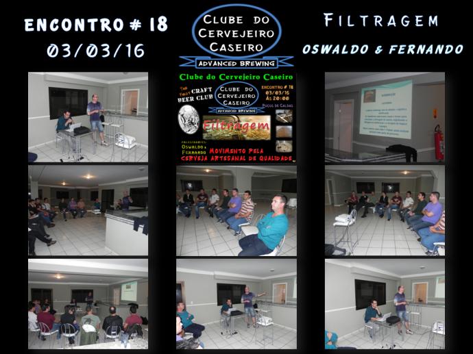 CCCPC - Enc 18 - Filtragem - Foto 1